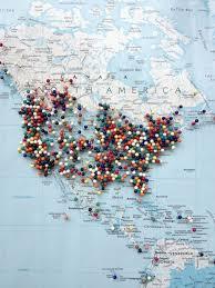 Travel Map Where I Ve Been 25 Unique Places Youve Ideas On Pinterest