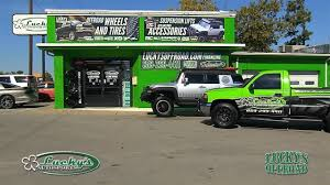 Lucky's Autosports - Your Truck Accessories Super Store! - YouTube