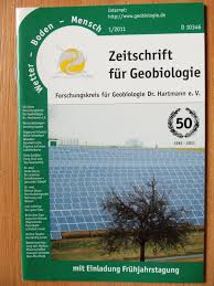 heft 1 2011 wetter boden mensch zeitschrift für geobiologie