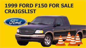 100 Craigslist Mississippi Cars And Trucks 1999 FORD F150 FOR SALE CRAIGSLIST YouTube