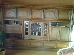 wohnzimmerschrank eiche rustikal sehr gut erhalten an