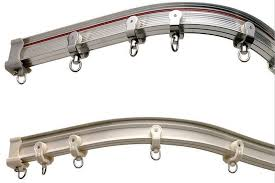 curtain rails bendable memsaheb with regard to flexible curtain