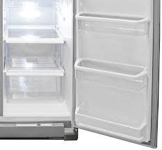 Whirlpool Refrigerator Leaking Water On Floor by Whirlpool Wrs325fdam Refrigerator Review Reviewed Com Refrigerators