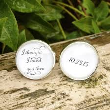 And I Thought I Loved by Personalized Gift For Groom Established Date Gift For Him