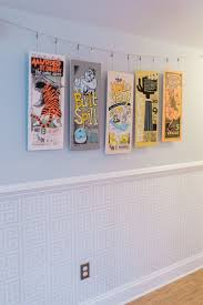 Best 25 Hanging Posters Ideas On Pinterest