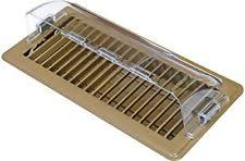 Ceiling Heat Vent Deflector by Heat Vent Cover Ebay