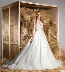 Rustic Glamour Wedding Colors Dress By Zuhair Murad Hunsha112