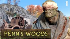 100 Pennswoods Trucks Fallout 4 Quest Mods Penns Woods Part 1 YouTube