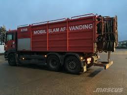 100 Vacuum Trucks For Sale Used MAN TGS26360 KSA Combi Vacuum Trucks Year 2008 Price US