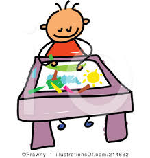 RF Coloring Clipart