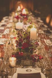 Plush Design Christmas Wedding Decoration Ideas Decorations Rustic Lights