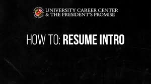 How To: Resumes - Introduction Template Ideas Free Video Templates After Effects Youtube Introogo Resume 50 Examples Career Objectives All Jobs Tips The Profile Summary New Sample Professional Scrum Master Cover Letter And Mechanical Eeering Entry Level It Unique Pdf Objective Educationsume For Teaching Internship Position How To Write To A That Grabs Attention Blog Blue Sky Category 45 Yyjiazhengcom Intro Project Manager Writing Guide 20 Urban