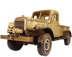 100 Wood Trucks PATTERNS KITS 128 The Power Wagon