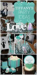Kitchen Tea Themes Ideas by 25 Best Tiffany Bridal Showers Ideas On Pinterest Bridal Shower