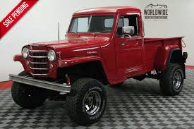 GREAT 1952 Jeep Willys | 50s Cars For Sale | Pinterest | Jeep Willys ... 1955 Willys Jeep For Sale Classiccarscom Cc1121641 Pickup Truck Craigslist Best Of Willy Body Super Hurricane Six 1956 Pickup Bring A Trailer History In The 1950s 1951 Sorry Just Sold Rod Custom Very Fast New Wrangler Pickup Coming Late 2019 For Find Of Week Autotraderca Hemmings Day 1959 Utility Wagon Daily 1947 Station Tote Bag By Chris Berry 13 1948