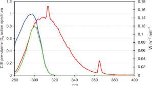 vitamin d production after uvb exposure depends on baseline
