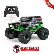 Grave Digger Monster Jam RC Car Truck Remote Control F/f Full ... Zombie Monster Truck From The Jam Mcdonalds Happy Flickr Hot Wheels 2 Pack Assorted Big W Grave Digger 110 Tour Favorites 2017 Case A Box Of Toys Collection Trucks Cartoon Xlarge Officially Licensed Mini Crushes Every Toy Car Your Rich Kid Could Ever Wow Mack Scooby Doo New For 2014 Youtube Traxxas Stampede Rc Model Readytorun With Id Hot Wheels Monster W Team Flag 164 Mattel Assortment Amazoncom Giant Cari Harga 1 64 Scale Truckbatmanintl