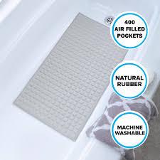 Bathtub Mat No Suction Cups by Non Slip Appliques U0026 Mats Bath Home U0026 Garden