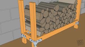 Log Holder DIY Done Right