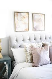 Headboard Designs South Africa by Best 25 Foam Headboard Ideas On Pinterest Diy Fabric Headboard