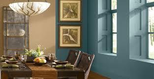wände mit farbe streichen ideen für trendige farbduos