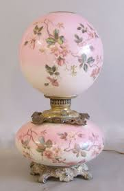 Fenton Fairy Lamp Insert by 60 Best Antique Lighting Images On Pinterest Vintage Lamps