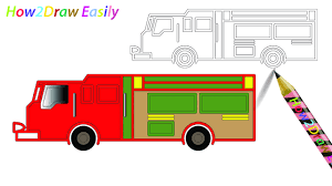 Fire Truck Drawing & Coloring. ------------ #firetruck #draw ... Antique Fire Trucks Draw Hundreds To Town Park Johnston Sun Rise Education South Lyon Fire Department Kids Truck Fun Games Apk Download Free Educational Game For Easy Kid Drawing Pictures Wwwpicturesbosscom For Clip Art Drawn Marker 967382 Free Amazoncom Vehicles 1 Interactive Animated 3d How Draw A Police Car Truck Ambulance Cartoon Draw An Easy Firetruck Printable Dot Engine Dot Kids