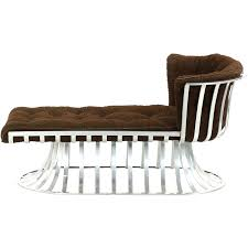 Vintage Russell Woodard Patio Furniture by Vintage Russell Woodard Chaise Lounge Mid Century Modern C 1960