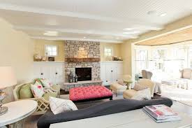 Cottage Livingroom Cottage Style Living Room Klassisch Wohnbereich