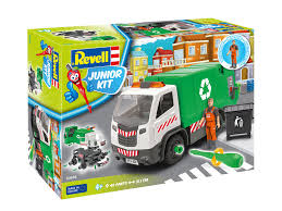 Revell 1/20 Garbage Truck Junior Kit - 00808 - £26.99 Garbage Truck Playset For Kids Toy Vehicles Boys Youtube Fagus Wooden Nova Natural Toys Crafts 11 Cool Dickie Truck Lego Classic Legocom Us Fast Lane Pump Action Toysrus Singapore Chef Remote Control By Rc For Aged 3 Dailysale Daron New York Operating With Dumpster Lights And Revell 120 Junior Kit 008 2699 Usd 1941 Boy Large Sanitation Garbage Excavator Kids Factory Direct Abs Plastic Friction Buy