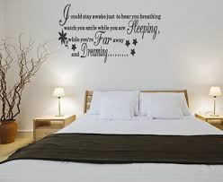 Bedroom Wall Decorating Ideas For Fine Decoration Images
