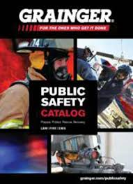 Grainger Launches First Public Safety Catalog