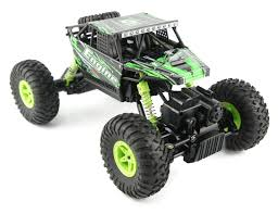 RC 4WD Rock Climber Truck 1:18th 2.4GHz Digital Propotion Control
