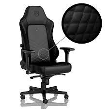 Noblechairs HERO Gaming Chair - Black