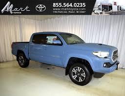 100 Wisconsin Sport Trucks New 2019 Toyota Tacoma 4x4 TRD Premium V6 Tech Pkg For Sale In