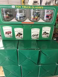 100 Hess Toy Truck Values Toy Truck Glasses Collectors Series On Sale 8000 USD Aj