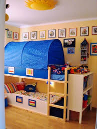 Toddler Bunk Beds The Top Bed Is From Ikea I Think As Big A Or Little Bit Longer Might Just Try This Idea Since My 3 Year