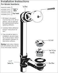 Bathtub Drain Assembly Diagram by Bathroom Sink Drain Assembly Diagram U2013 Speaktruth Info