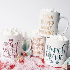 Spode Christmas Tree Mug With Peppermint Handles by Best 25 Christmas Mugs Ideas On Pinterest Painted Mugs Holiday
