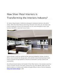 100 Modern Interior Design Blog S