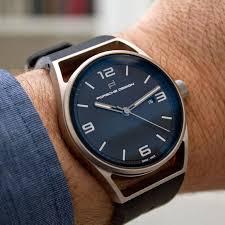 1919 Datetimer Eternity Black Edition Titanium & Rubber watch