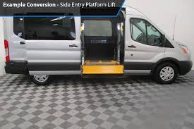 AMS Ford Transit Side Lift Conversion Images Thumb 6