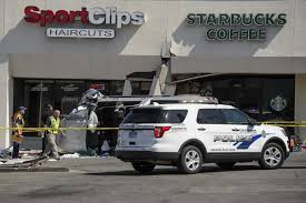 Truck Plows Into Utah Starbucks Patio, Killing 1, Hurting 3 | Utter ...
