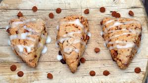 Starbucks Pumpkin Scones Calories by Copycat Starbucks Cinnamon Chip Scones My Bizzy Kitchen
