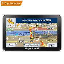 100 Truck Navigation Amazoncom Car GPS RegeMoudal 7 Inch Vehicle GPS