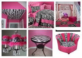 Zebra Bedroom Decor by Pink And Zebra Room Cool Zebra Print Takeover