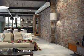 Herringbone Brick Clay Wall Floor Tiles 28x7cm