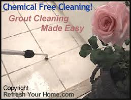 rh tile grout cleaning made easy home commercial steam