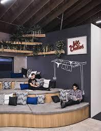 100 Super Interior Design An Exclusive Tour Of MeUndies Cool Los Angeles Office