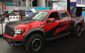 2013 Ford Shelby F-150 SVT Raptor First Look - Truck Trend 2017fordf150shelbysupersnake The Fast Lane Truck 750 Hp Shelby F150 Super Snake Is Murica In Form 2017 Ford Raptor Vs 700hp Review American Legends Unveils Its 700hp Equal Parts Offroader And Race Carroll Shelbys Dodge Dakota Sells For 39600 Drive 1000 F350 Dually Smokes Tires With Massive Torque Pickup Presented As Lot S97 At Image Of My17 Meet The 525 Horsepower Baja 2016 News Reviews Msrp Ratings Amazing Images New I Think This Is Third Truck Ever Mustang Concept All New Youtube